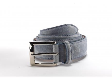 Gürtel Jeansblau